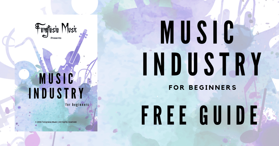 Fangtasia Music: Music Industry For Beginners