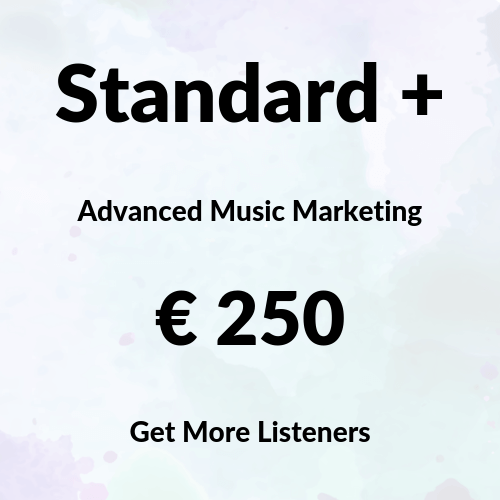 Standard+ Marketing Package